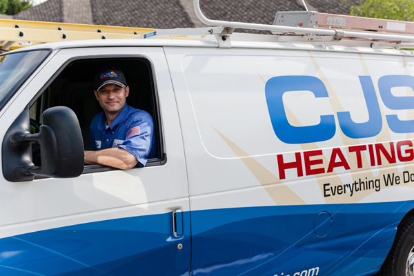 CJS Springfield heating air conditioning